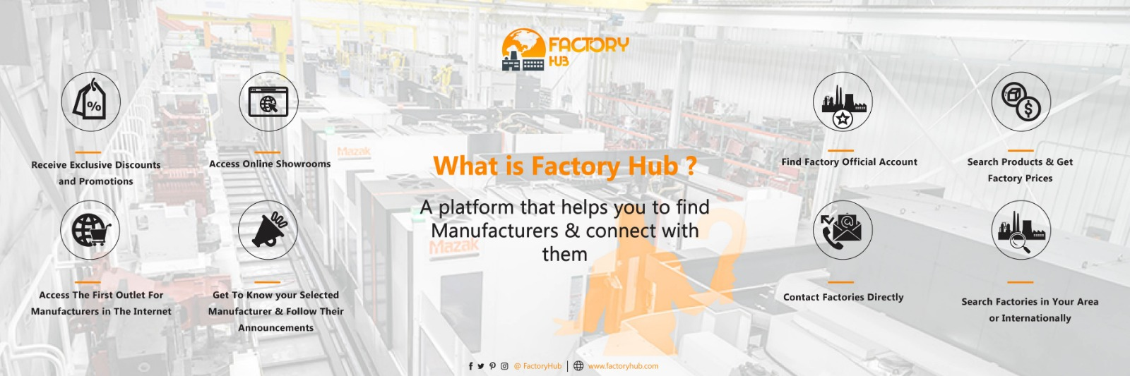 What is Factory Hub