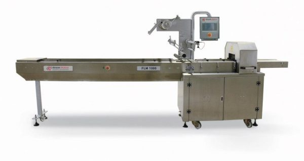 FLM 1000 HORIZONTAL FLOWPACK PACKAGING MACHINE