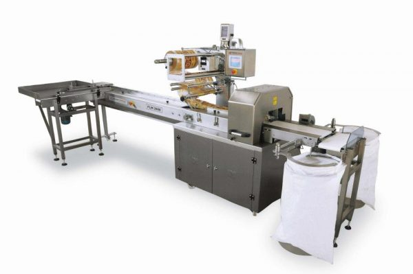 FLM 2000 BREAD ROLL PACKAGING AND BAGGING MACHINE