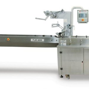 FLM 4000 HORIZONTAL FLOWPACK PACKAGING MACHINE