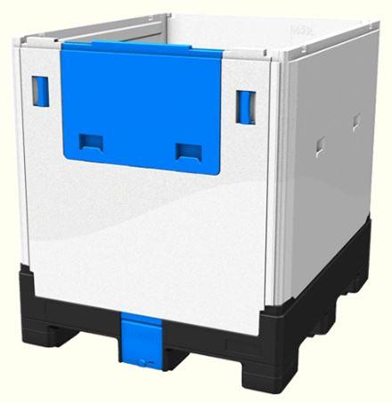 Intermediate bulk container (IBC)