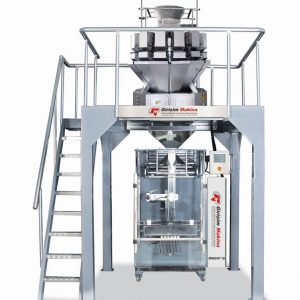 MWSVP 10 MULTIHEAD WEIGHING SYSTEM VERTICAL PACKAGING