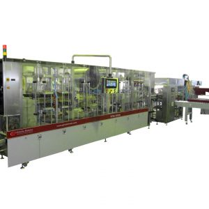TPM 5000 FULL AUTOMATIC THERMOFORMING CUP WATER FORMING
