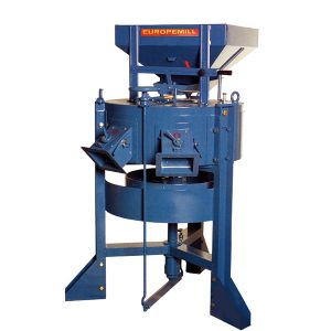 Horizontal grinding mills Europemill - Available in 3 sizes